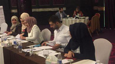 Photo of مشاركة منظمة المراة والمستقبل العراقية في ورشة التدريب للعنف القائم على النوع الاجتماعي