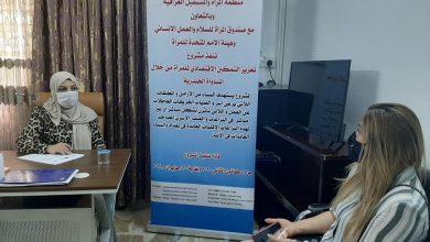 Photo of مشاهدة اطفال العوائل المنفصلة في منظمة المراة والمستقبل العراقية حماية لنفسية الاطفال
