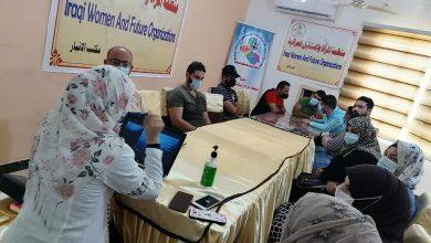 Photo of جلسة حوارية لتعزيز مفهوم الانذار المبكر في رصد حالات العنف المبني على اساس النوع الاجتماعي
