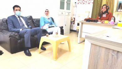 Photo of منظمة المرأة والمستقبل العراقية تستقبل مستشار محافظ الانبار ايمن عباس