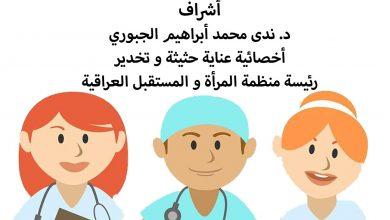 Photo of ارشادات وقائية لفايروس كورونا للعاملين في الرعاية الصحية ودور الدولة