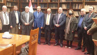Photo of د. الندى الجبوري مع ممثلين القوى السياسية والمجتمع المدني يلتقون بنقيب المحاميين العراقيين من اجل المطالبة بتشكيل لجنة لمراقبة الانتخابات البرلمانية المقبلة